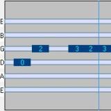 Guitar Tab Reader screenshot