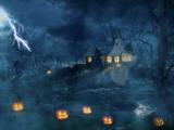 Halloween Dusk Screensaver screenshot
