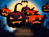 Happy Pumpkin Screensaver screenshot