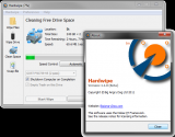 Hardwipe screenshot