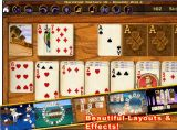 Hardwood Solitaire screenshot