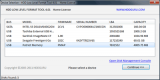 HDD Low Level Format Tool screenshot