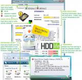 HDDlife Pro screenshot