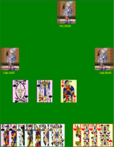 Hearts Card Game screenshot