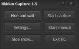 Hidden Capture screenshot