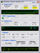Hmonitor Pro screenshot
