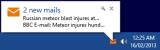 Howard E-Mail Notifier screenshot