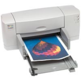 HP DeskJet 840c Printer Driver screenshot
