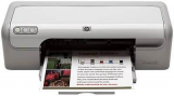 HP Deskjet D2566 Printer Driver screenshot