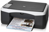 HP Deskjet F2180 All-in-One Driver screenshot