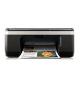 HP Deskjet F4135 All-in-One Driver screenshot