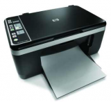HP Deskjet F4180 All-in-One Driver screenshot