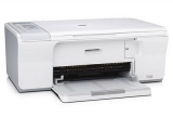 HP Deskjet F4283 All-in-One Printer Driver screenshot