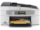 HP Officejet 6313 All-in-One Printer Driver screenshot