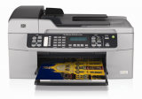 HP Officejet J5780 All-in-One Driver screenshot