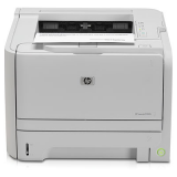 HP P2035 Laser Printer Driver screenshot