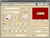 HTML Button Editor screenshot