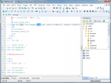 HTMLPad screenshot