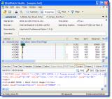 HttpWatch Basic Edition screenshot
