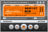 i-Sound Recorder screenshot