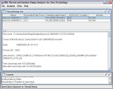 IBM Thread and Monitor Dump Analyzer for Java Technology screenshot