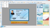 ID Card Software screenshot
