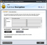 idoo Full Disk Encryption screenshot