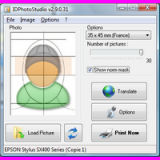 IDPhotoStudio screenshot