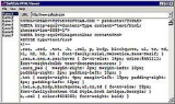 IE Source screenshot