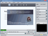 ImTOO 3GP Video Converter screenshot