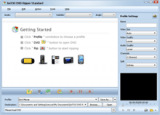 ImTOO DVD Ripper Standard screenshot