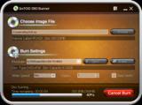 ImTOO ISO Burner screenshot