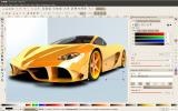 Inkscape screenshot