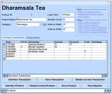 Inventory Management Database Software screenshot