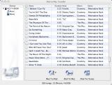 iPod to Mac Transfer screenshot