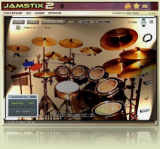 Jamstix screenshot
