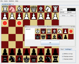 Java Open Chess screenshot