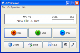 JDVoiceMail screenshot
