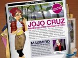 Jojos Fashion Show Game screenshot