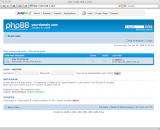 JumpBox for phpBB Discussion Forums screenshot