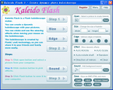 Kaleido Flash screenshot