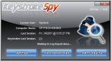 Keystroke Spy screenshot