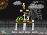 Kicking Zombie Heads screenshot