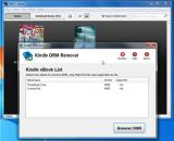 Kindle DRM Removal screenshot