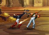 King of Fighters 2 screenshot