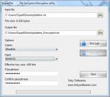 KryptoFiler screenshot