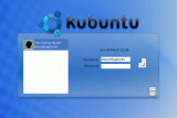 Kubuntu screenshot