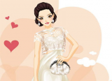 Lace Wedding Dress screenshot