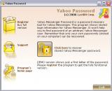 LastBit Yahoo Messenger Password Recovery screenshot