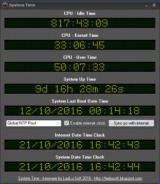 LeeLu System Time screenshot